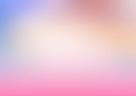 Soft cloudy is gradient pastel,Abstract sky background in sweet color. Stockfoto
