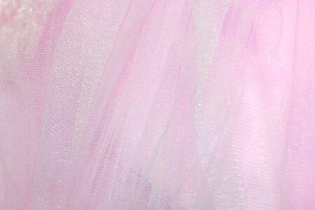 A sweet pastel chiffon texture background. Wedding concept
