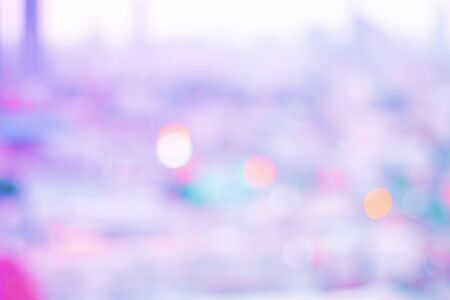 Colorful bokeh background.Abstract lights defocused wallpaper Banque d'images