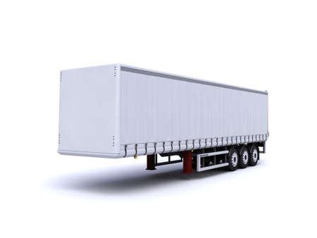 d�livrance: la remorque sans camion