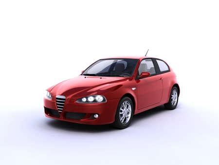 ruedas de coche: Coche Foto de archivo