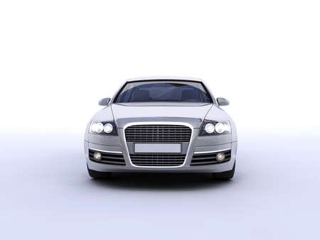 front bumper: Car C class