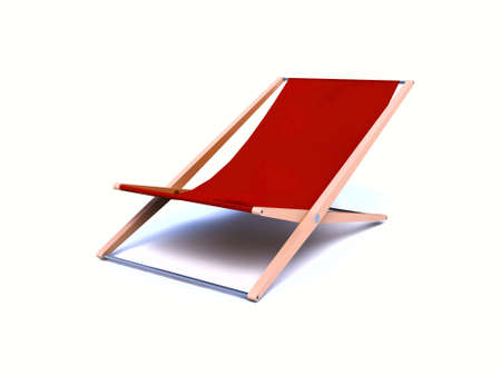 chaise: red chaise lounge