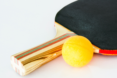 the equipment: Table Tennis Equipment