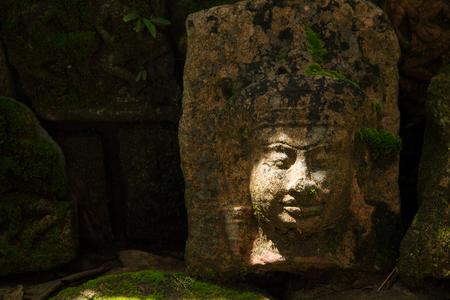 cambodian: Cambodian statue art
