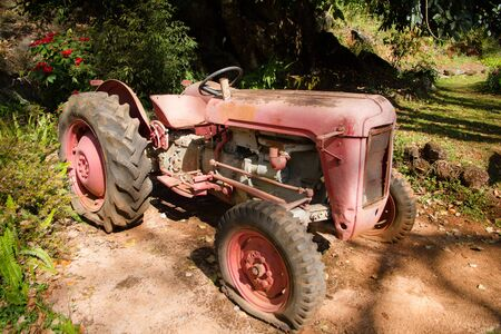 flat tire: Tractor flat tire disintegrated unavailable