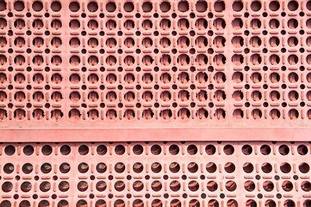 floor mat: Close up of the pattern Rubber Floor Mat.