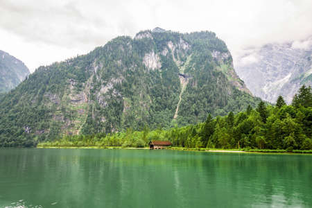 The Alpsee is a lake in Bavaria, Germany. Its located near Berchtesgaden Konigssee
