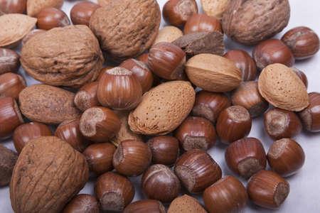 mix nuts photo