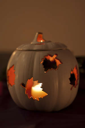 clouse - up photo of halloween candel photo