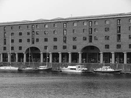 Albert Dock Liverpool Stock Photo - 11025747