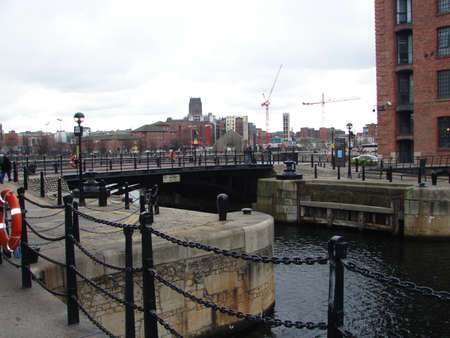 Albert dock Liverpool Stock Photo - 11045458
