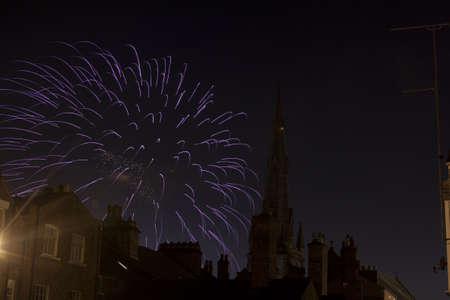 fireworks Stock Photo - 11271705