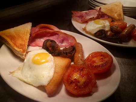 english  breakfast Stock Photo - 12386638