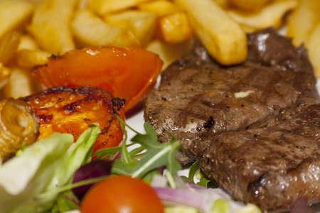 grilled steak 3 photo