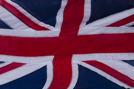Flag Of Great Britain photo