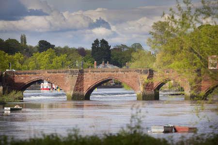chester: Old Bridge Chester, UK