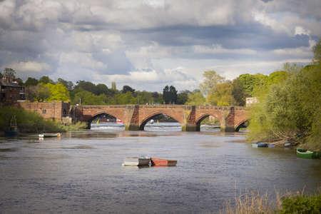 chester: Old Bridge Chester