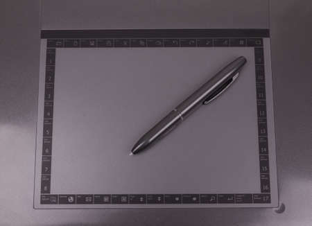 Graphic tablet photo