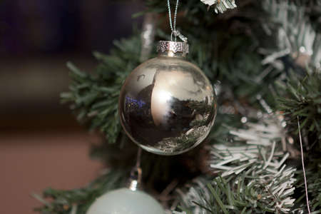 Closeup Photo Of  chistmas bulb Stock Photo - 16911147