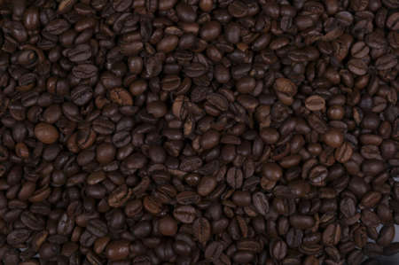decaffeinated: photo of coffee beans