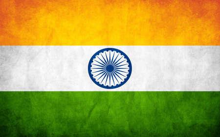 인도의 국기 스톡 콘텐츠 - 20918740