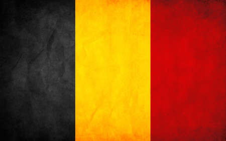flag of Belgium Illustration