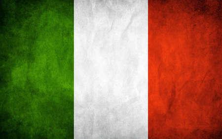 Bandiera d'Italia Archivio Fotografico - 20918753