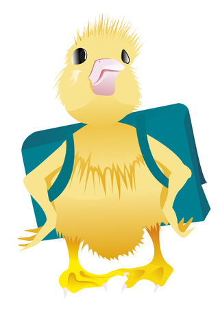 A duckling start of the school year