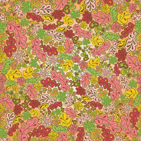 sun flower: seamless pattern sun flower Illustration