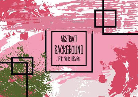 Universal background. Abstract background for your design. Cover, flyer, banner, web, print. Creative