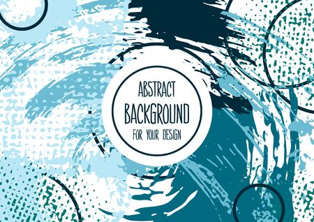 Abstract background for your design. Universal background. Cover, flyer, banner. Creative