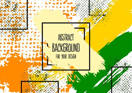 Universal background. Abstract background for your design. Cover, flyer