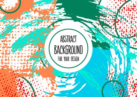 Abstract background for your design. Universal background. Cover, flyer, banner. Wallpaper