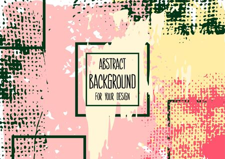 Universal background. Abstract background for your design. Cover. Creative