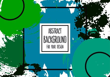 Universal background. Abstract background for your design. Cover, flyer banner Ilustracja