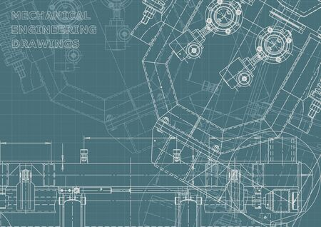 Computer aided design systems. Blueprint, scheme, plan, sketch. Technical. Corporate Identity