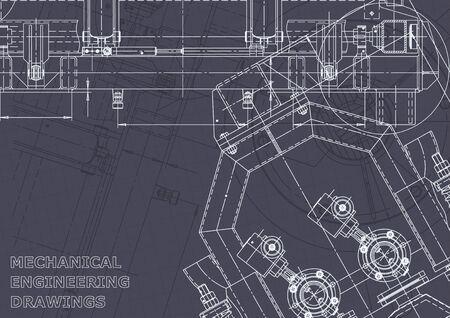 Computer aided design systems. Blueprint, scheme, plan