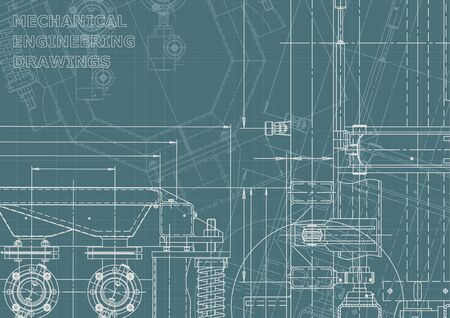 Mechanical engineering. Machine-building. Computer aided design system. Corporate Identity