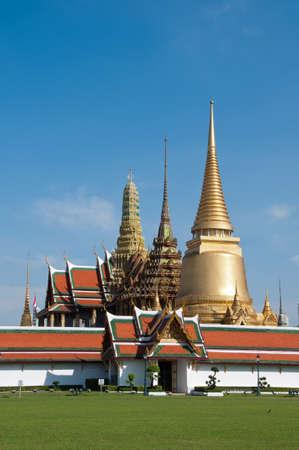 Wat Phra Kaew , Bangkok Thailand photo