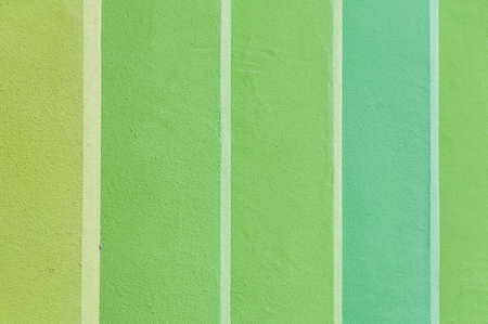 Painted green wall photo