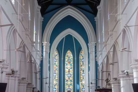 andrews: St Andrew s Cathedral, Singapore Editorial