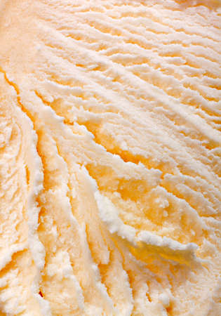 fullframe: Highly frozen home-made ice cream texture