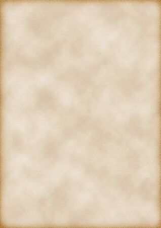 Text on old paper as a background