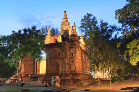 wat Chaiwattanaram, Ayutthaya, thailand, the ancient capital of Siam,Thailand photo