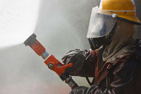 firemen: Firefighter