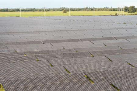 solar panels Stock Photo - 10816932