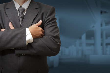 Bank Światowy: Biznesmen i tÅ'o lobby biuro