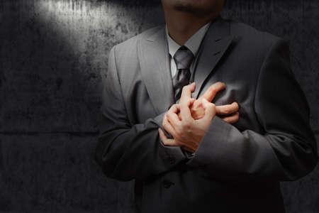 sudden: Heart Attack Stock Photo
