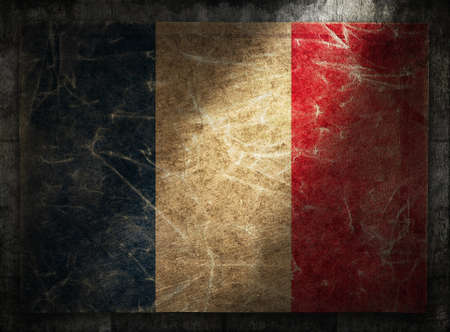 bandera francia: Fondo de la bandera de Francia